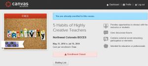 5 Habits of Highly Creative Teachers